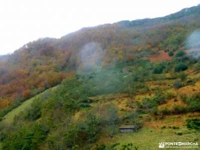 Parque Natural Somiedo;rutas excursiones tiendas de montañismo en madrid botas trekking madrid